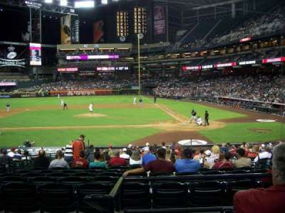 Chase Field section 126