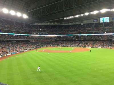 Minute Maid Park section 254