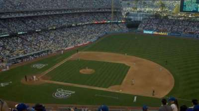 Dodger Stadium, section: 22RS, row: P, seat: 17