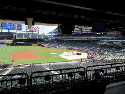 Citi Field section Metropolitan Box