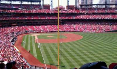 Busch Stadium section 229