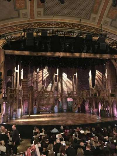 Richard Rodgers Theatre, section: Orchestra, row: O, seat: 113