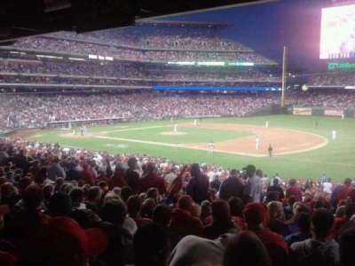 Citizens Bank Park section 113