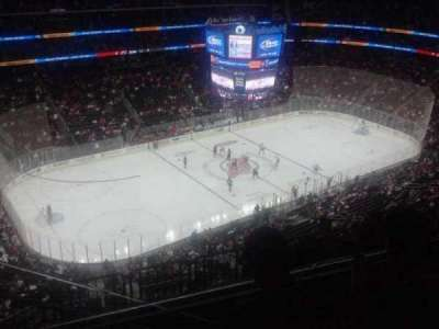 Prudential Center, section: 226, row: 4, seat: 15