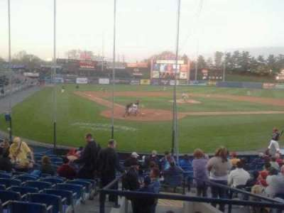 FirstEnergy Stadium (Reading), section: Yellow 4, row: D, seat: 4