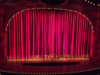 Shubert Theatre, section: Mezzanine, row: A, seat: 109