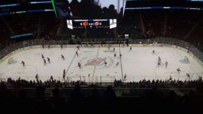 Prudential Center, section: 129, row: 8, seat: 8