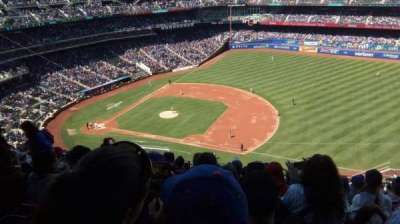 Citi Field, section: 505, row: 12, seat: 9