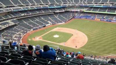 Citi Field, section: 505, row: 15, seat: 9