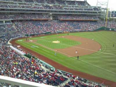 Nationals Park, section: 224, row: A, seat: 27