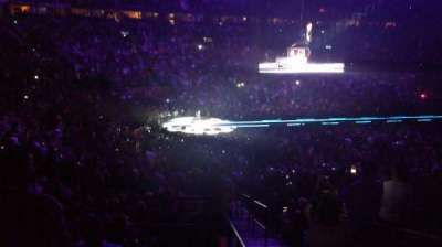 Bridgestone Arena, section: 104, row: P, seat: 25-26