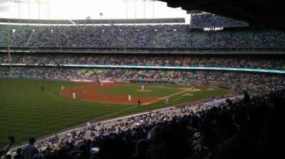Dodger Stadium section 159LG