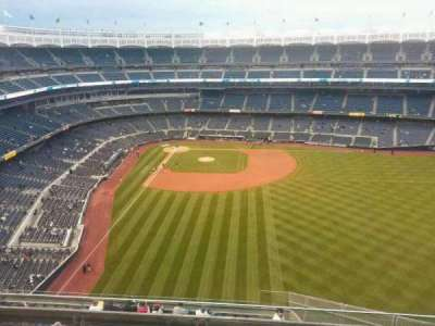 Yankee Stadium section 405