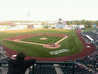 TD Bank Ballpark, section: Suite 306, row: C, seat: 1
