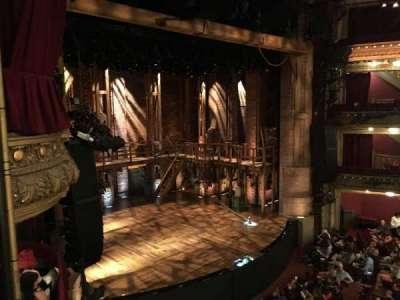 PrivateBank Theatre, section: Mezzanine L, row: A, seat: 17