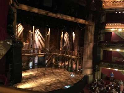 CIBC Theatre, section: Mezzanine L, row: A, seat: 15