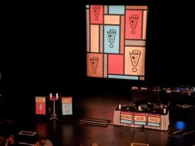 Riverside Theater (Milwaukee), section: 2RC, row: E, seat: 8