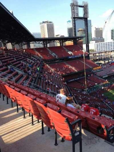 Busch Stadium, section: 359, row: 10