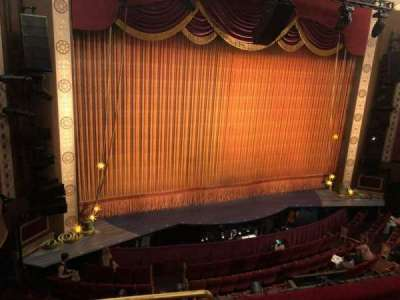 Imperial Theatre, section: 4, row: A, seat: 7