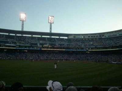 PNC Park, section: 136, row: E, seat: 9