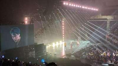 Infinite Energy Arena section 117