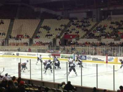 Cow Palace, section: 15