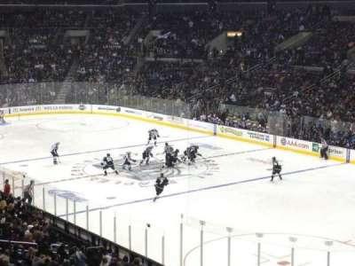Staples Center, section: 210