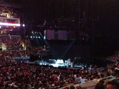 Staples Center, section: PR7, row: 10, seat: 14