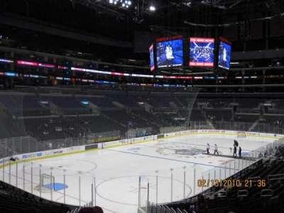 Staples Center, section: 214