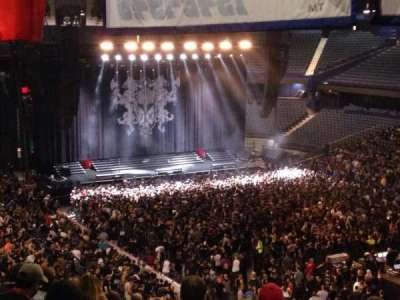 Allstate Arena, section: 216, row: S, seat: 25