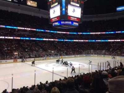 Honda Center, section: 224, row: Q, seat: 14