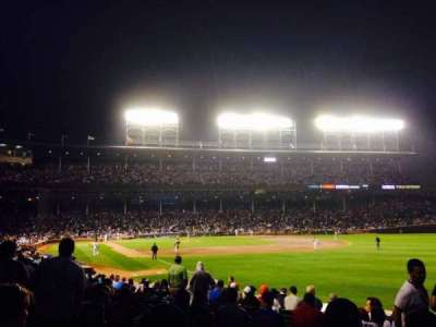 Wrigley Field, section: 140, row: 10, seat: 108