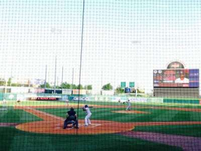 Coca-Cola Field, section: 102, row: D, seat: 1
