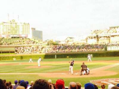 Wrigley Field, section: 19, row: 9, seat: 102