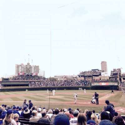 Wrigley Field, section: 17, row: 11, seat: 2