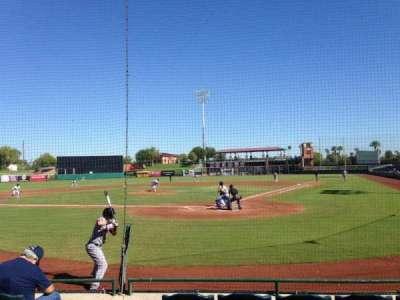 Scottsdale Stadium, section: 105