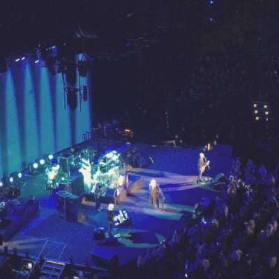 BMO Harris Bradley Center, section: 423, row: K, seat: 12