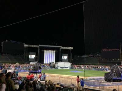 Wrigley Field, section: 17, row: 10, seat: 101