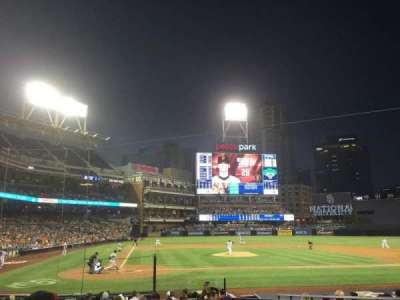 PETCO Park, section: 105, row: 19, seat: 5
