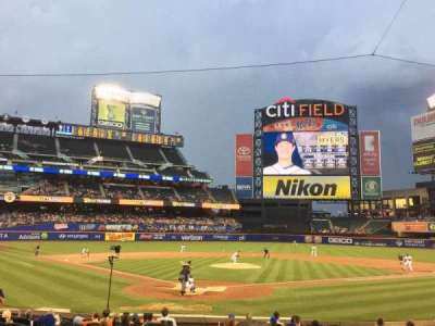 Citi Field, section: 14, row: 15, seat: 1