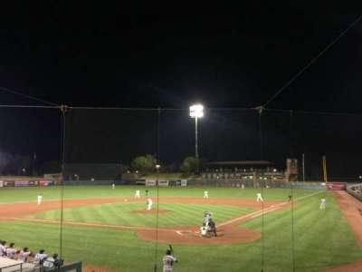 Scottsdale Stadium, section: 201, row: O, seat: 11