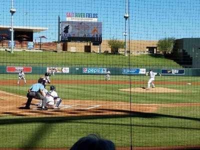 Salt River Fields, section: 110, row: 7, seat: 3