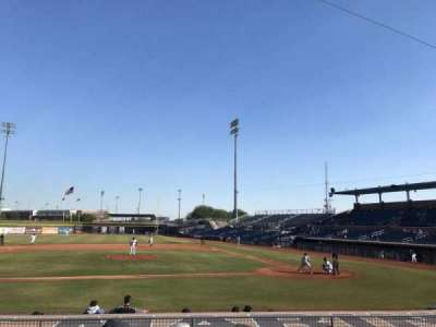 Peoria Sports Complex section 109