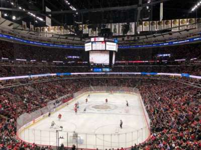 United Center, section: 225, row: 6, seat: 3