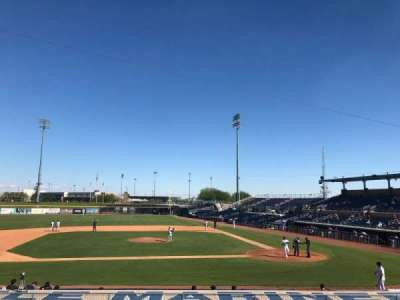 Peoria Sports Complex section 209