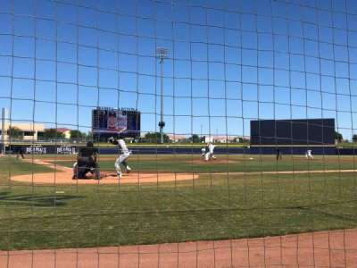 Peoria Sports Complex section 104