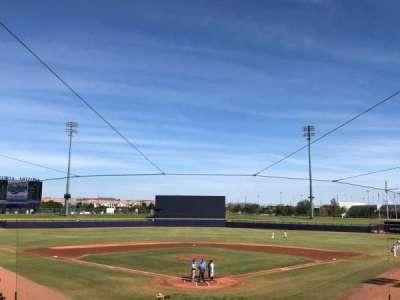 Peoria Sports Complex, section: 200, row: KK, seat: 12