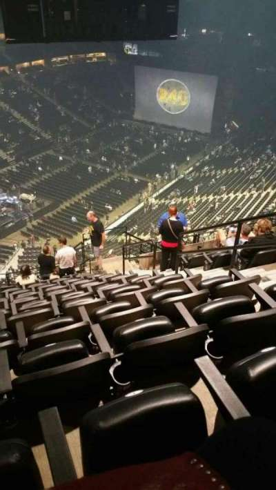 Pepsi Center, section: 314, row: 14, seat: 4
