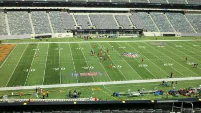 MetLife Stadium, section: 241, row: 12w, seat: 1