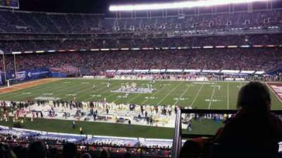 Qualcomm Stadium, section: C, row: 9, seat: 1